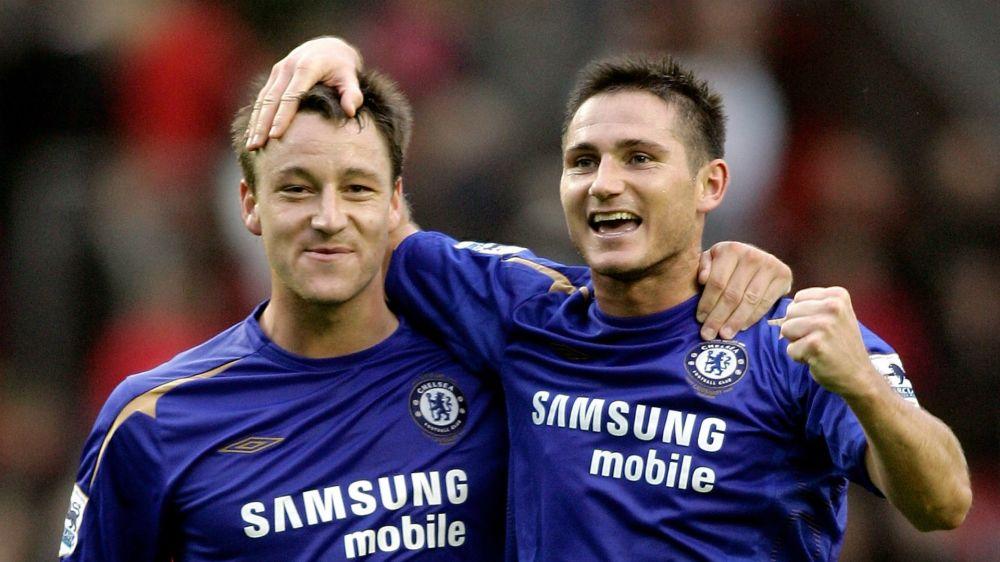 """Lampard homenageia Terry: """"melhor defensor da história da Premier League"""""""
