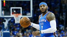 """Carmelo Anthony on Thunder: """"I wish OKC would've worked out"""""""