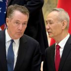 China's vice premier to visit United States for trade talks this week