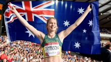 High jumper Patterson back on track
