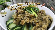 Dan Dan Si Chuan Cucumber Noodle