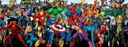 Marvel Universe Online will be free-to-play, penned by Bendis