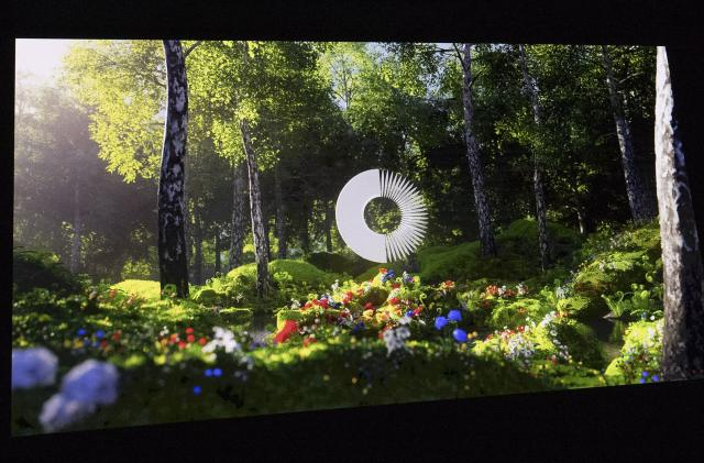 Samsung's LED movie screens deliver more cinematic punch