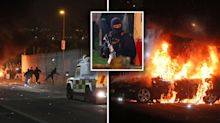 Woman shot dead as riots break out in Northern Ireland