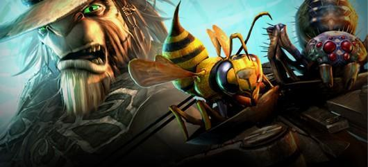 Just Add Water talking to publishers about Stranger's Wrath for XBLA