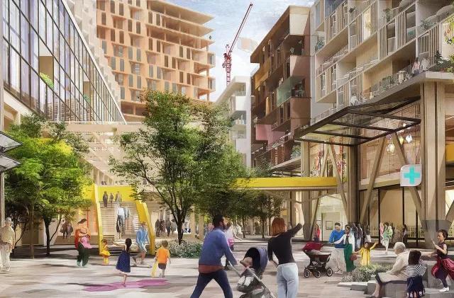 Toronto rejects some of Sidewalk Labs' smart neighborhood ideas