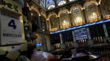 La banca impulsa a la Bolsa española, que sube el 1,16 % a mediodía