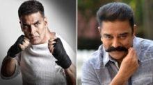 Akshay Kumar to Play  Baddie in Kamal Haasan-Starrer 'Indian 2'?