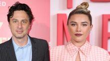 Zach Braff praises Florence Pugh for how she handled age gap critics
