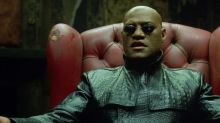 The New Matrix could be a young Morpheus movie