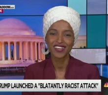 Ilhan Omar to Maddow: Trump Is 'Corrupt,' 'Inept,' and the 'Worst President We've Had'