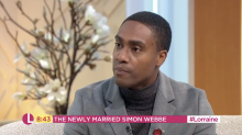 Simon Webbe reveals 'Strictly' helped him with mental health issues