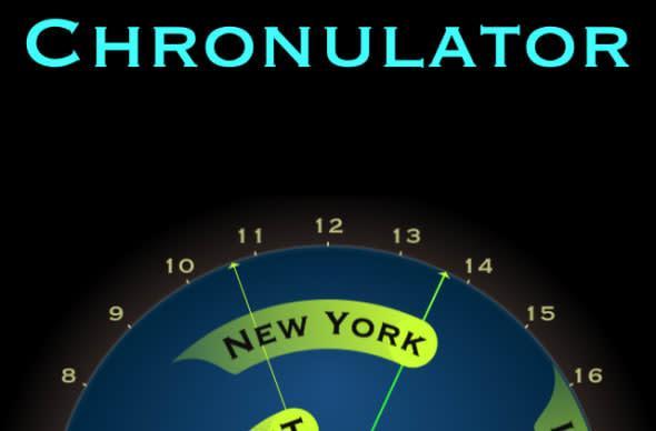 Chronulator: how to make world time both ugly and confusing