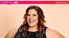 'Really, really fat' reality star sends inspiring message