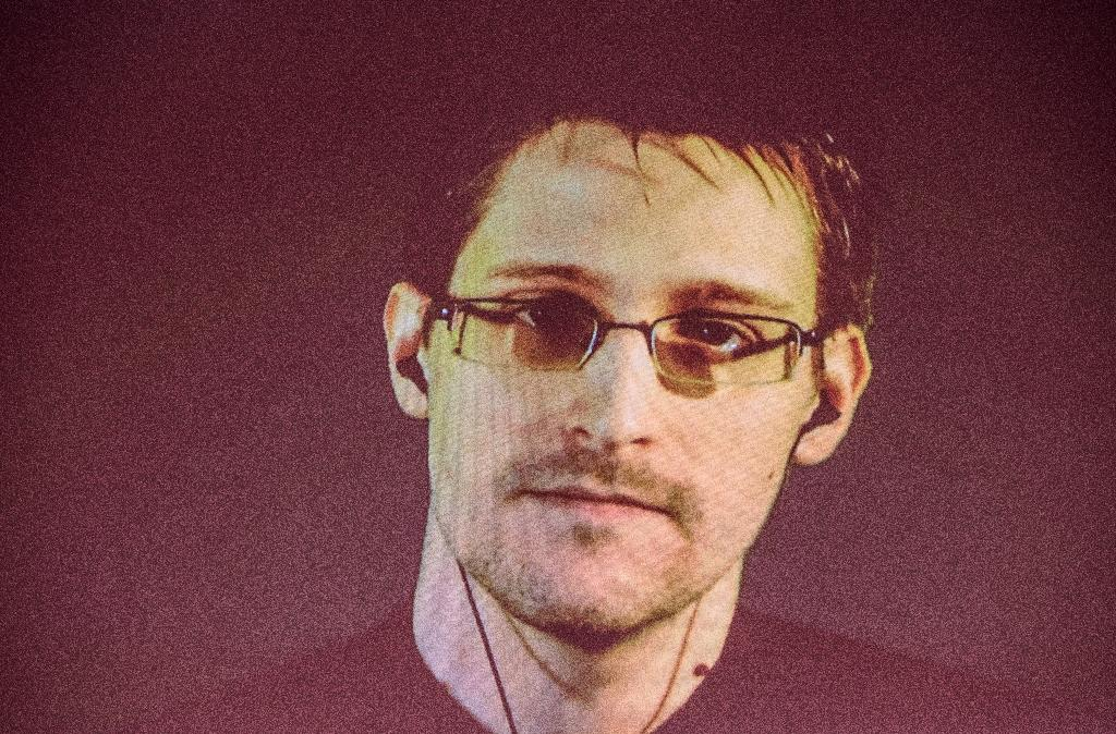 US National Security Agency (NSA) whistleblower Edward Snowden (AFP Photo/Ole Spata)