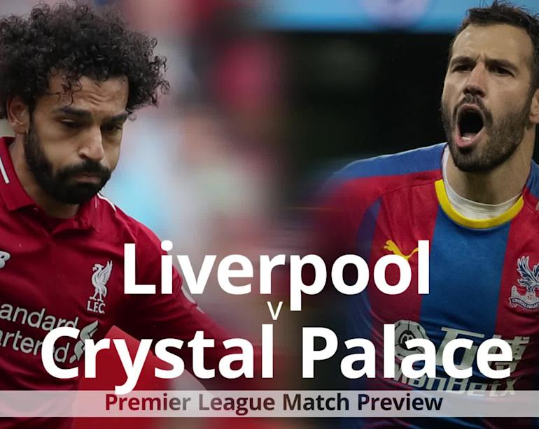 Premier League Preview Liverpool V Crystal Palace