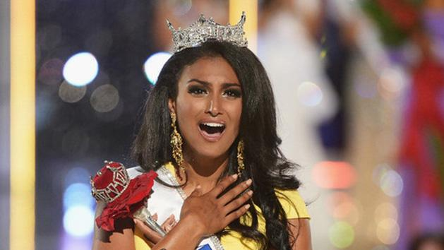 5 Things To Know About Miss America Nina Davuluri