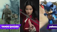 Quiz! How well do you know the movies of 2020?