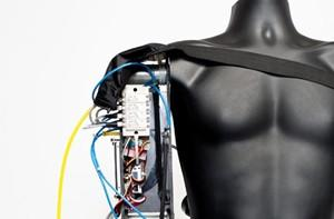 AMO Arm pneumatic prosthetic does mind-control on the cheap