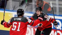 Canada beats Czech Republic to advance to gold-medal game at world championship