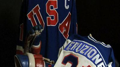 'Miracle on Ice' Jersey Going to Auction in NYC