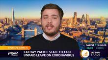 Cathay Pacific staff to take unpaid leave on coronavirus