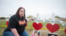 After Texas Shooting, A Grieving Mother Reads Her Daughter's Last Words