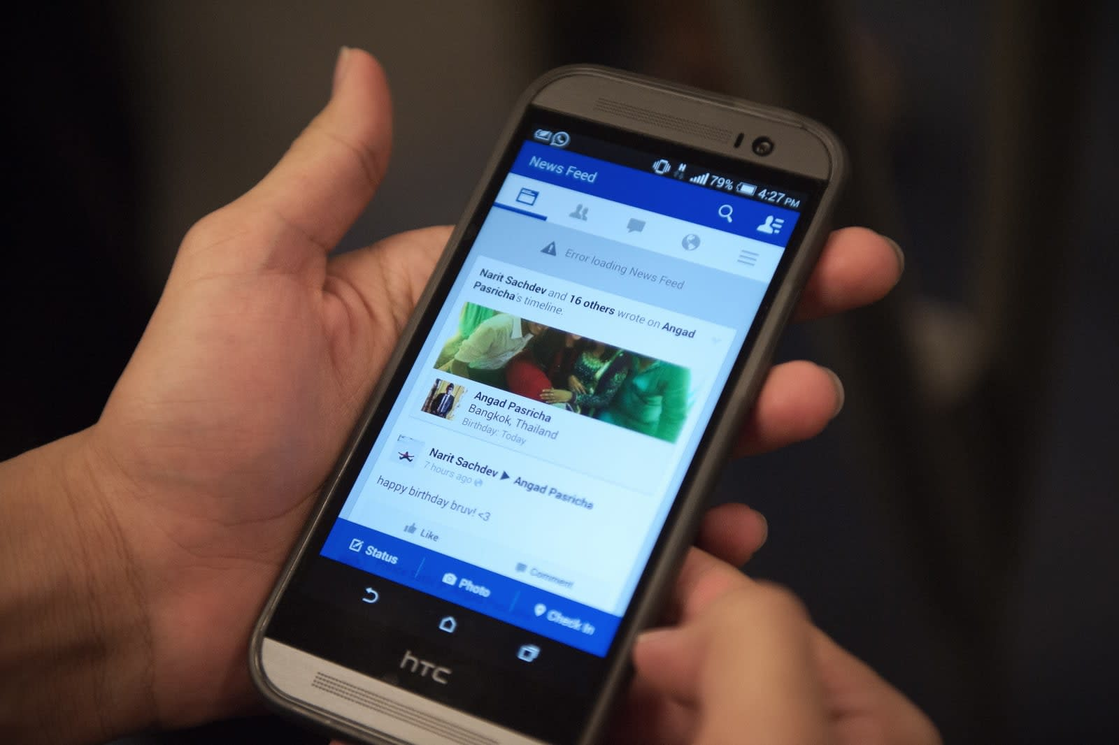 Facebook is testing a temporary unfollow option for your News Feed