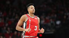 CJ McCollum on facilities opening up: 'I am worried'