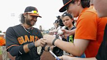 Why Giants' Brandon Crawford misses signing autographs in spring training: 'I was that kid'