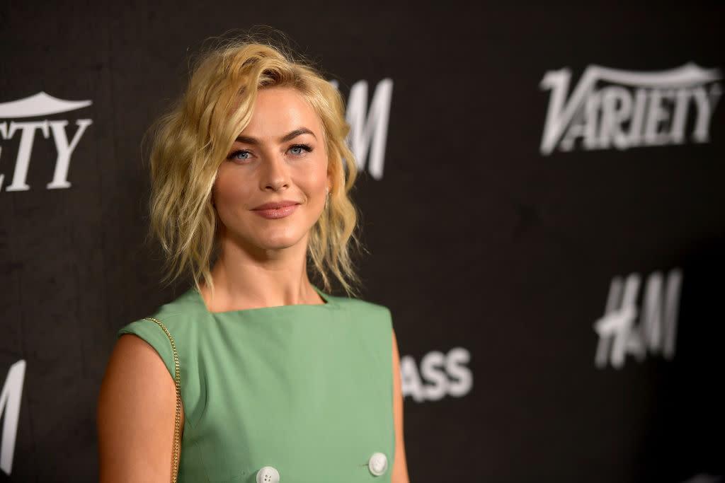 Julianne Houghs New Haircut Receives Criticism