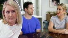 MAFS favourites Matt and Lauren look set to combust