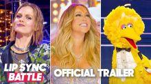 'Lip Sync Battle' Season 5 trailer: 'Queer Eye's' Fab 5, Big Bird, plus a Mariah Carey celebration
