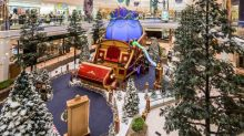 Santa's Flight Academy Returns to 12 Taubman Centers