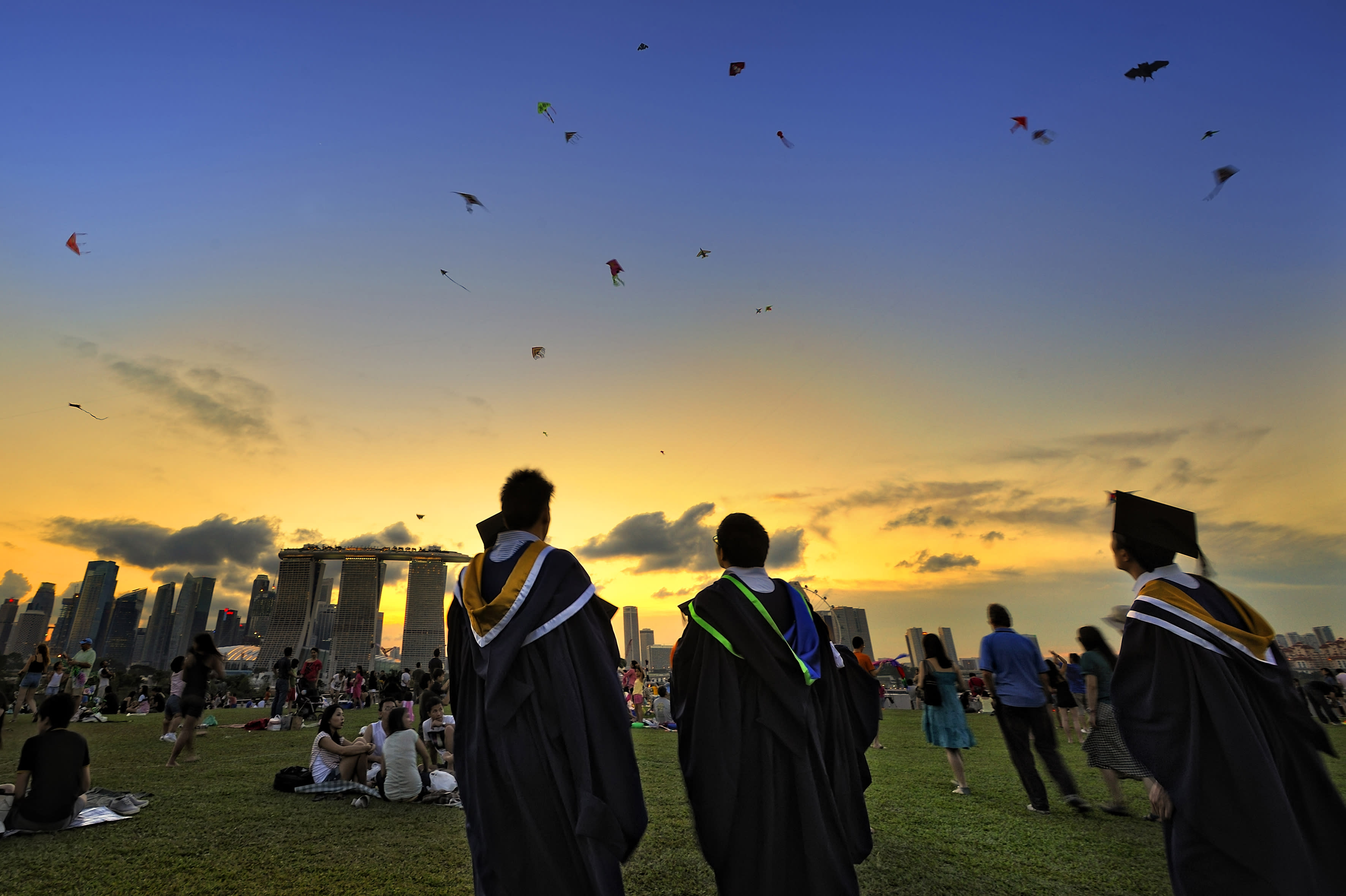 More than half of Singaporean grads find jobs unrelated to degrees: study