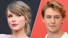 Taylor Swift Snuck into Her BF Joe Alwyn's Movie Premiere Last Night