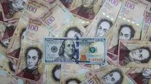 El dólar rompe la barrera de los 6.000 bolívares en las mesas de cambio