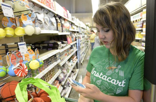 Judge says Instacart likely misclassified California workers