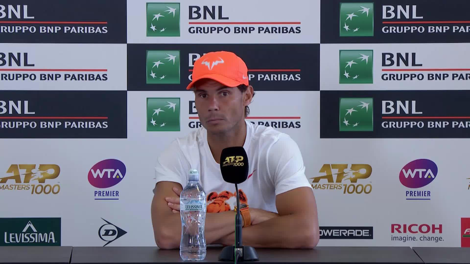 I know how to beat Tsistsipas, but it will be hard - Nadal