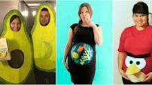 These 30 Halloween Costumes for Pregnant Moms Are so Brilliant