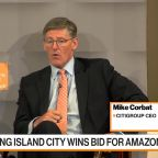 Citigroup Isn't Changing New York Headcount for Amazon Move, CEO Corbat Says