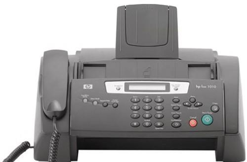 HP fax machines recalled, could turn resume into flames