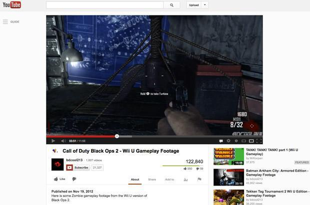 YouTube API will allow video games to more easily stream in-game content