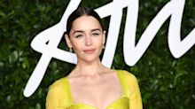 Emilia Clarke joins stars calling for fair pay for NHS staff