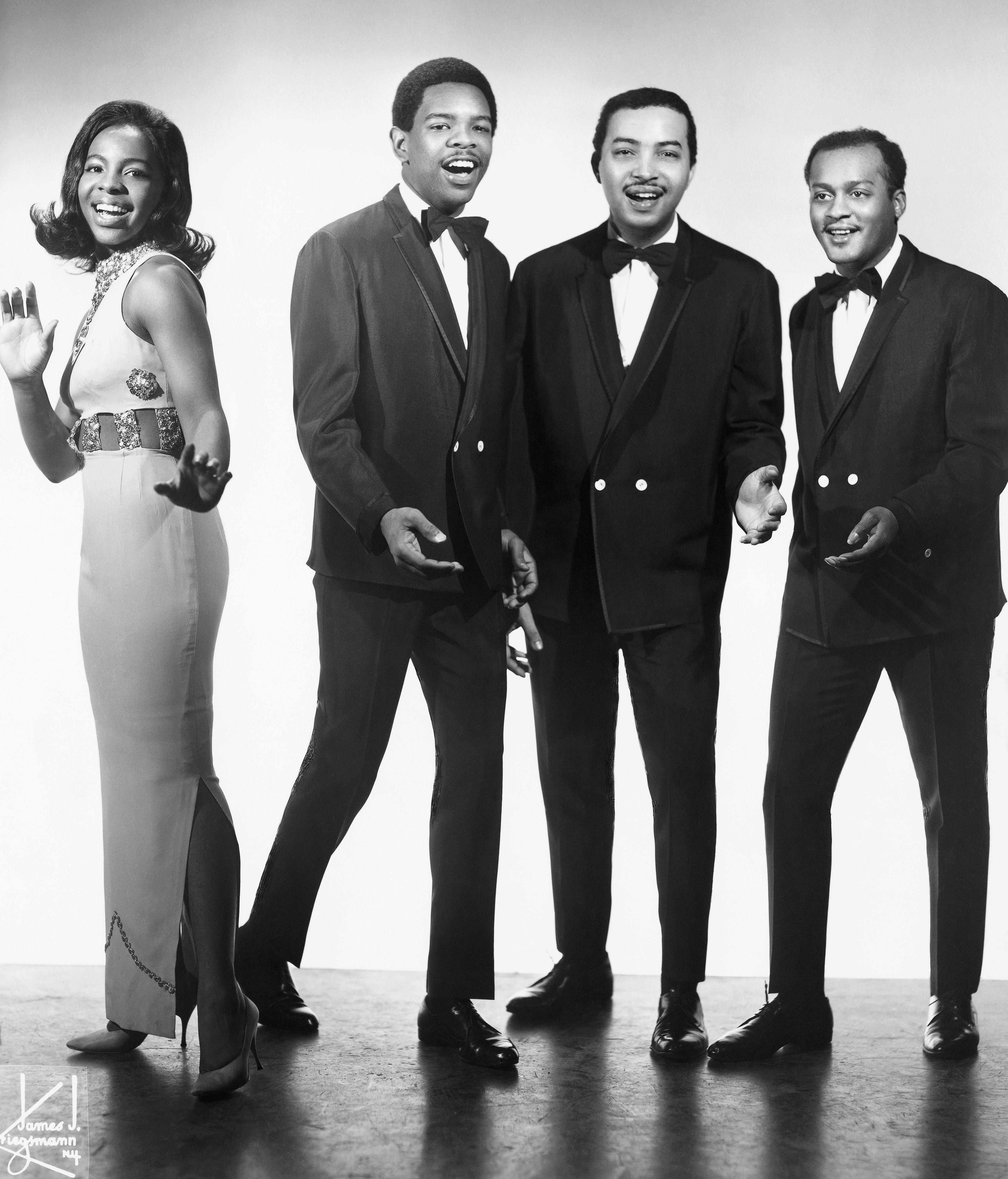 Gladys Knight The Pips Lovers Always Forgive Another Love