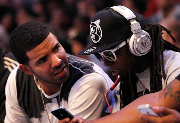 Drake vs. Lil Wayne gets the 'Street Fighter' treatment from Capcom