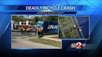Woman on bike hit, killed on way to job interview