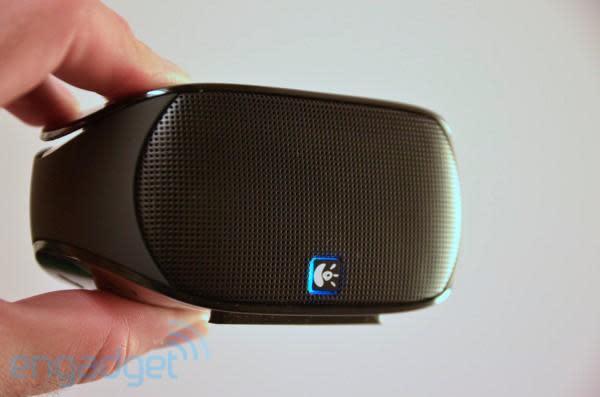 Logitech's Mini Boombox is a $99 Bluetooth speaker, we go hands-on (video)