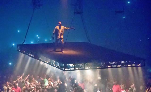 Kanye: Apple and Tidal 'bullshit' caused Drake rift