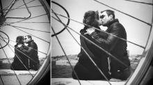 Sérgio Guizé e Bianca Bin assumem romance e são vistos aos beijos